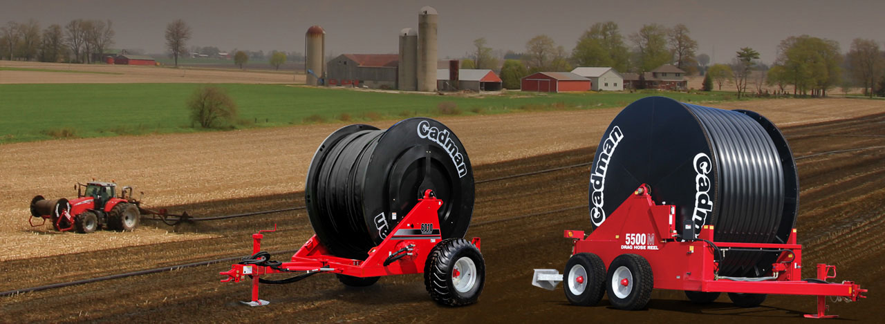 Cadman Manure Systems and Drag Reels