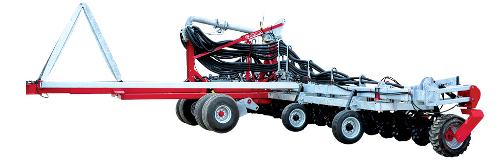 40 Foot Manure Injector