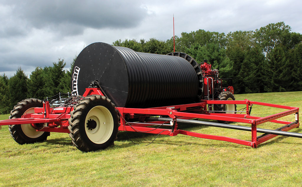 Continuous Manure Applicator