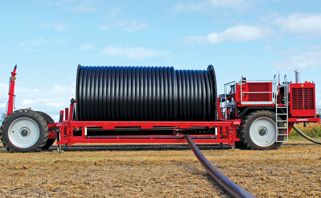 CMA: Continuous Manure Applicator