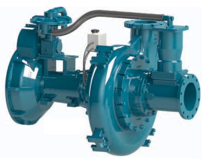 Cornell Manure Pumps, Slurry Pumps
