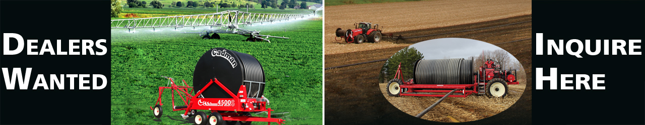 Irrigation Systems, Manure Systems, High Volume Pumps
