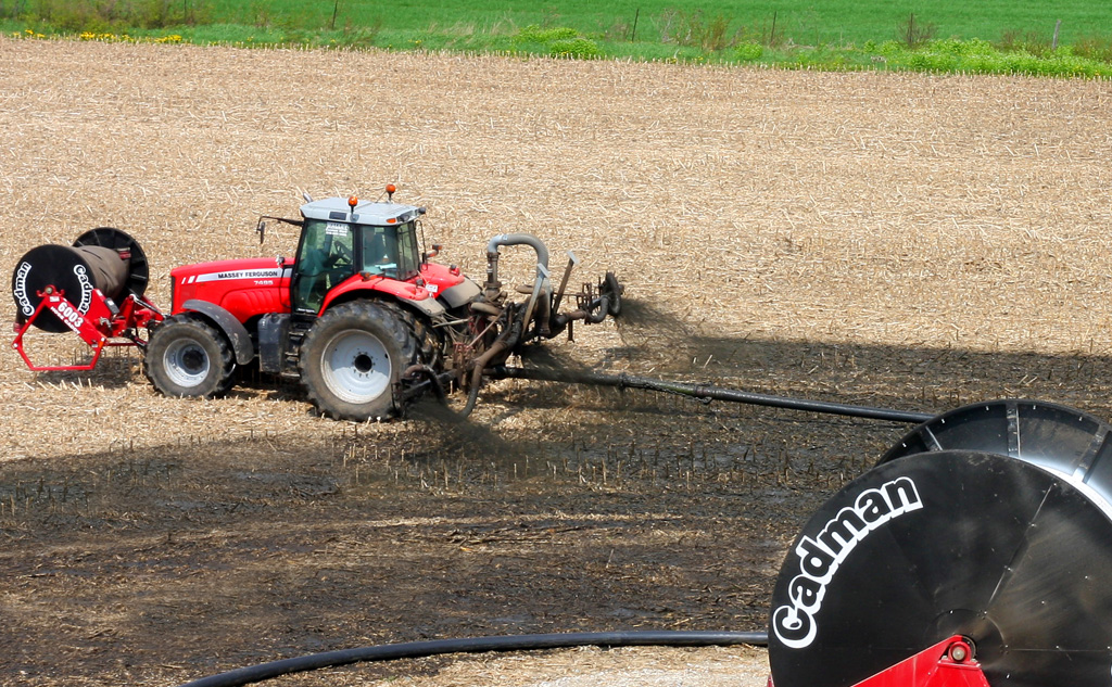 Manure Management - Drag Reels